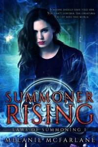 SUMMONER RISING by Melanie McFarlane (1)
