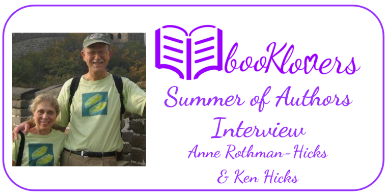 Anne Rothman-Hicks and Ken Hicks