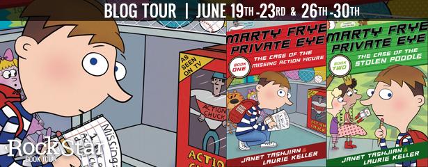 MARTY FRYE Blog Tour