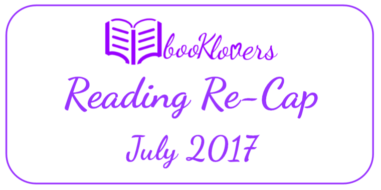 July Reading Re-Cap