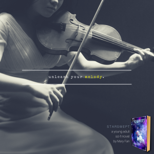 starswept promo - unleash your melody
