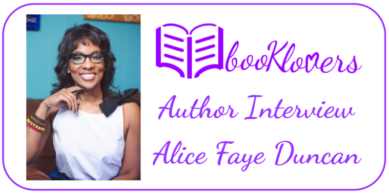 Alice Faye Duncan Interview