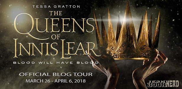 The Queens of Innis Lear Tour Banner