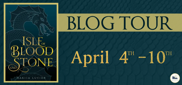 Isle of Blood and Stone Blog Tour