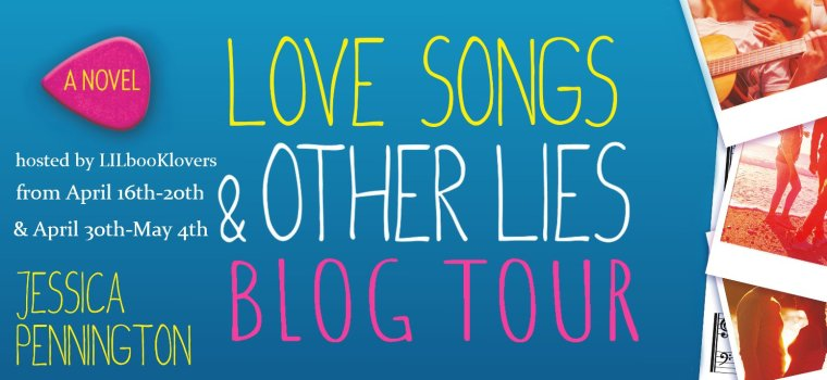 Love Songs & Other Lies Blog Tour Banner