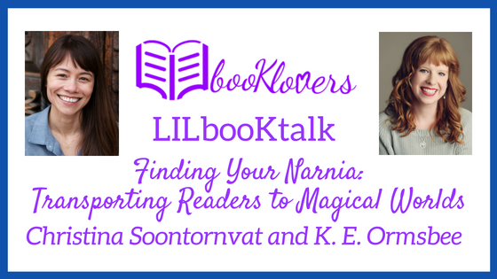 LILbooKtalk July 2018