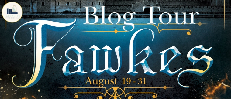 Fawkes Blog Tour