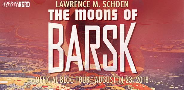 The Moons of Barsk Blog Tour