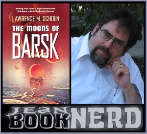 The Moons of Barsk Giveaway
