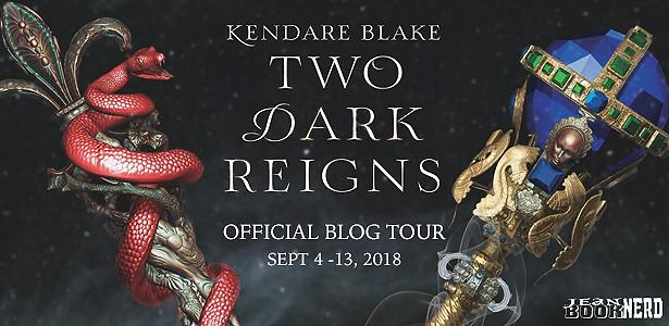 Two Dark Reigns Blog Tour