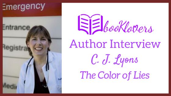 C. J. Lyons Interview