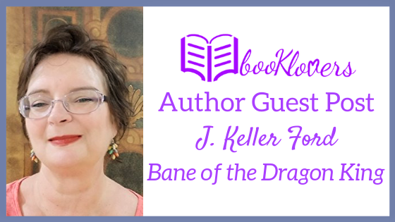 J. Keller Ford Guest Post